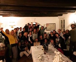 011_tutti i partecipani alla foresteria Livio Felluga_credits_LuigiVitale