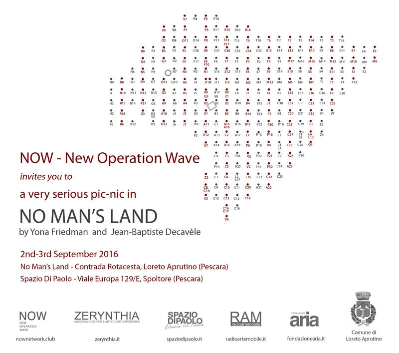 NOW No Man's Land invitation
